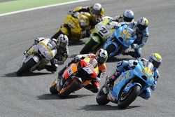 Alvaro Bautista, Rizla Suzuki MotoGP, Dani Pedrosa, Repsol Honda Team