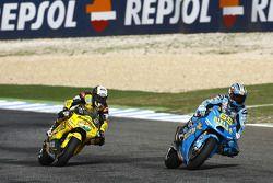 Loris Capirossi, Rizla Suzuki MotoGP, Hector Barbera, Paginas Amarillas Aspar