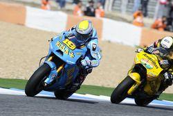 Alvaro Bautista, Rizla Suzuki MotoGP, Hector Barbera, Paginas Amarillas Aspar