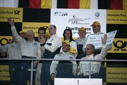 DTM Charity Race gives 200.000 Euro for Wing of Life