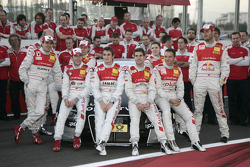 All Drivers of Audi Sport