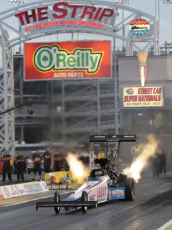 Shawn Langdon, 2010 Lucas Oil / Speedco Hadman Dragster