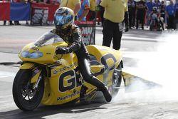 Katie Sullivan, 1998 Suzuki GSXR