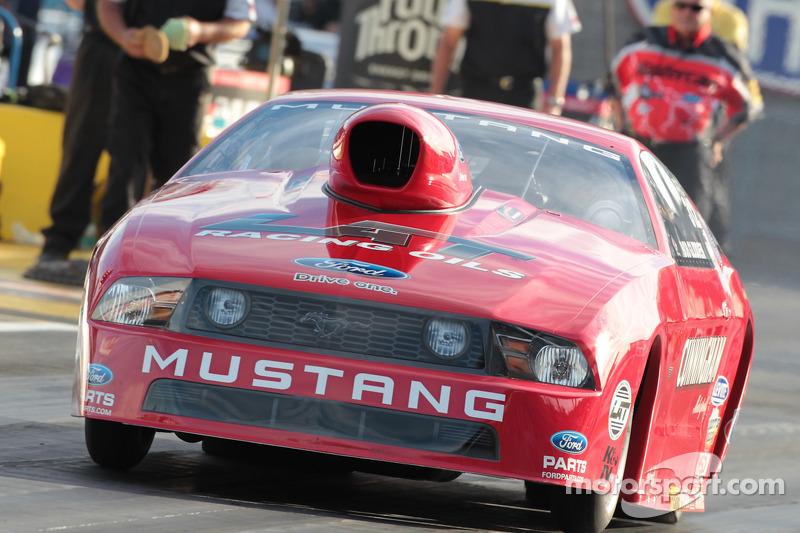 Bob Glidden, 2010 Ford Mustang
