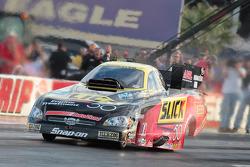Tony Pedregon, 2009 Komatsu Chevy Impala SS