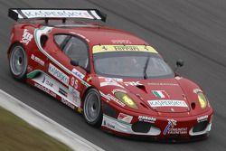 #95 AF Corse Ferrari F430 GT: Gianmaria Bruni, Toni Vilander, Jamie Melo