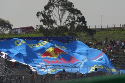 Red Bull fans