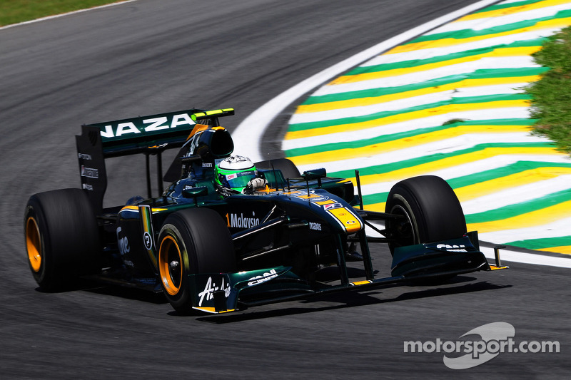 Lotus Racing/Team Lotus/Caterham (2010-2014)