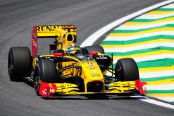 Robert Kubica, Renault F1 Team