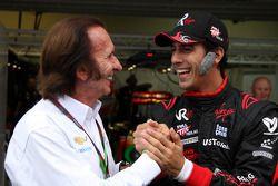 Эмерсон Фиттипальди и Лукас ди Грасси, Virgin Racing