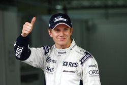 Обладатель поула - Нико Хюлькенберг, Williams F1 Team
