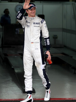 Pole: Kazanan Nico Hulkenberg, Williams F1 Team