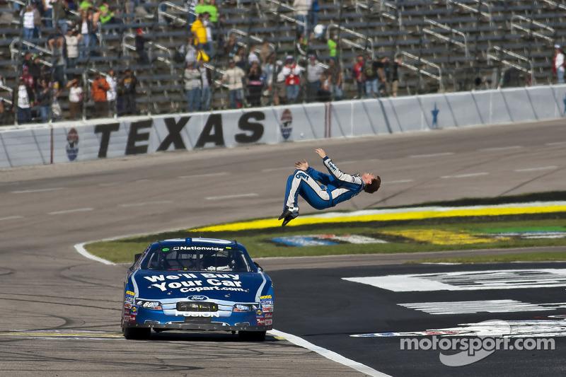 NASCAR XFINITY, Техас, 06.11.2010