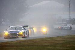 #97 United Autosports Audi R8 LMS: Alain Li, Henri Richard