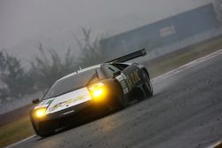 #69 JLOC Lamborghini Murcielago: Hiroyuki Iiri, Yuhi Sekiguchi, Sakamoto Yuya