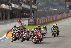 Start: Casey Stoner, Ducati Marlboro Team