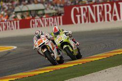 Marco Melandri, San Carlo Honda Gresini, Aleix Espargaro, Pramac Racing Team