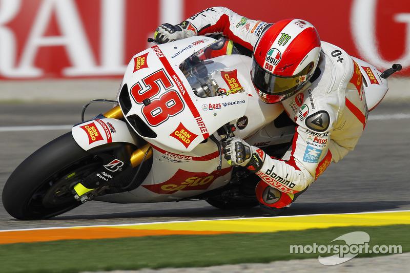2010 Marco Simoncelli (Honda RC212V)