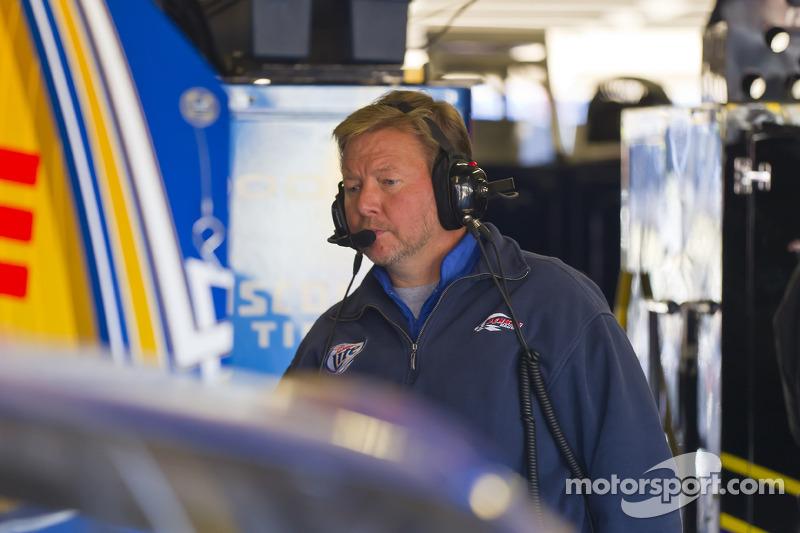 Teamlid van Kurt Busch, Penske Racing Dodge