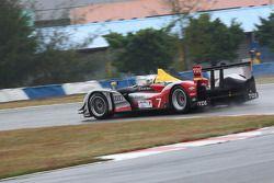 #7 Audi Sport Team Joest Audi R15 TDI: Tom Kristensen, Allan McNish