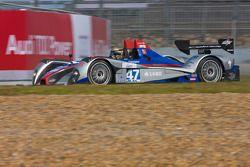 #47 Hope Polevision Racing Formula Le Mans - Oreca 09: Steve Zacchia, Shan Qi Zhang, Jeffrey Lee