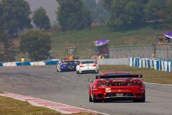 #95 AF Corse Ferrari F430 GT: Gianmaria Bruni, Toni Vilener, Jamie Melo