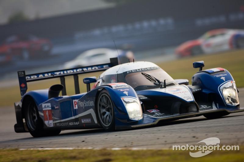 2010 - Peugeot Sport Total #3