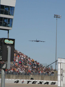 B52 Fly over