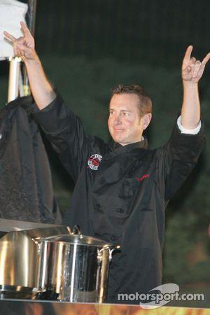 Asphalt Chef : Kurt Busch