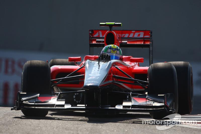 2010 - Fórmula 1 (Virgin )