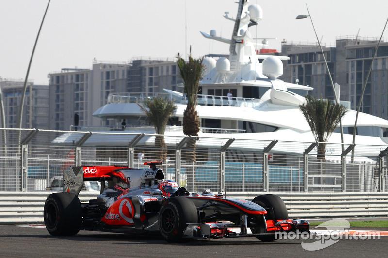 2010: McLaren
