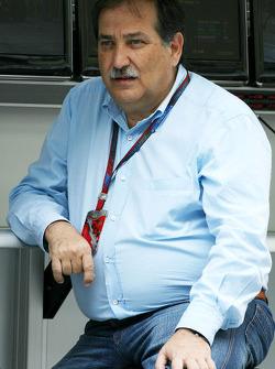 Jose Ramon Carabante Hispania Racing F1 Team, dueño del equipo