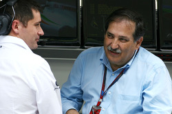 Jose Ramon Carabante Hispania Racing F1 Team, Team Owner