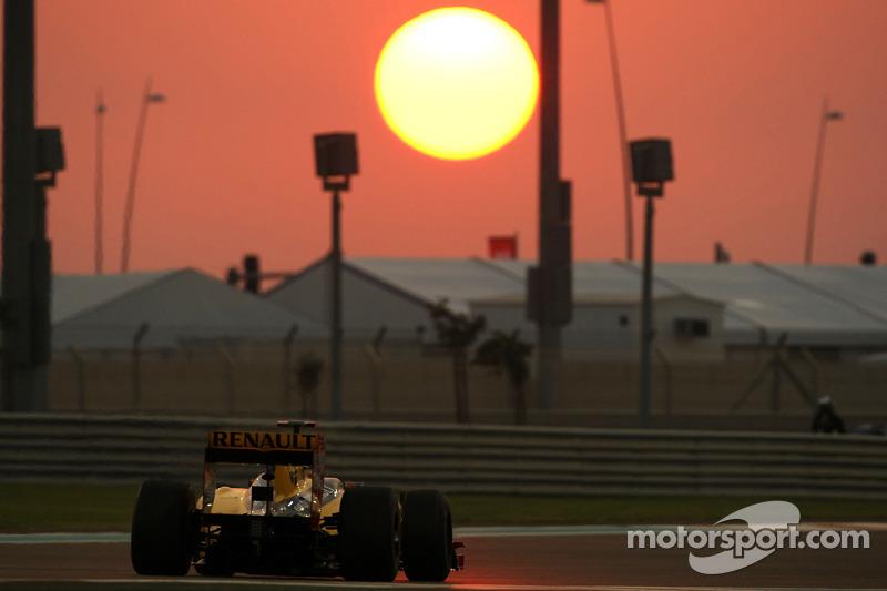 GP de Abu Dhabi 2010, um adeus inesperado