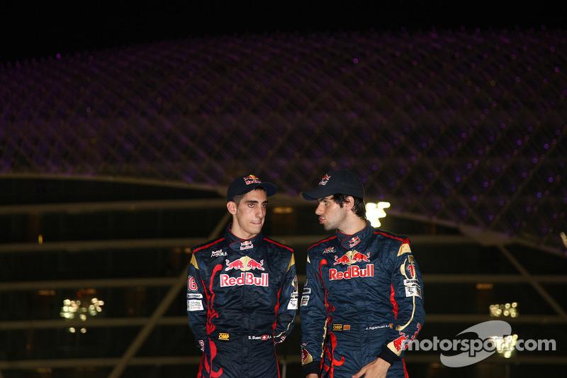 Sebastien Buemi e Jaime Alguersuari, Scuderia Toro Rosso