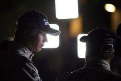 Nico Hulkenberg, Williams F1 Team ve Rubens Barrichello, Williams F1 Team