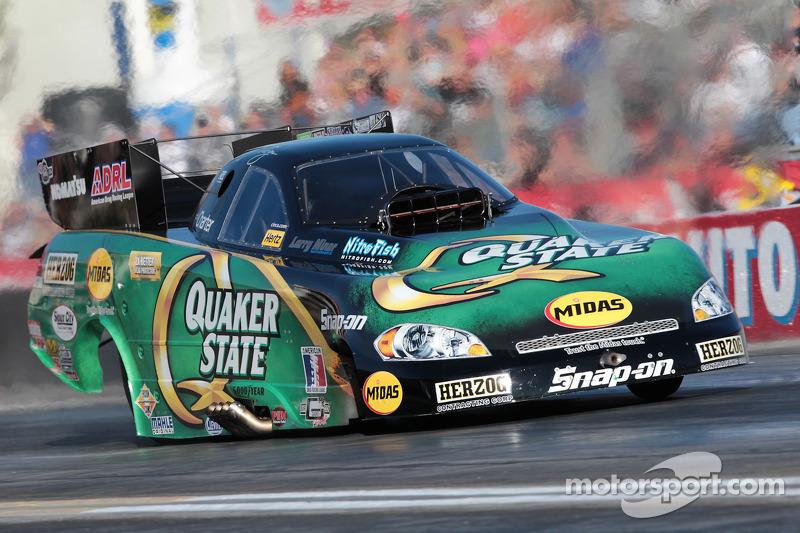 Tony Pedregon, Quaker State Chevy Impala SS