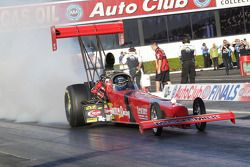 Ron August Jr., Lescure/August McKinney Dragster