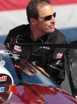 Greg Anderson aanboord van zijn Summit Racing Pontiac GXP