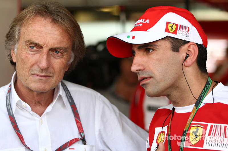 Luca di Montezemolo, Scuderia Ferrari, FIAT Yönetim Kurulu Başkanı ve Başkanı, Ferrari, Marc Gene, T