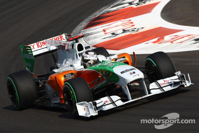 2010 : Force India VJM03