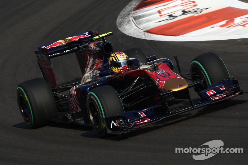 2010 - Toro Rosso, Jaime Alguersuari