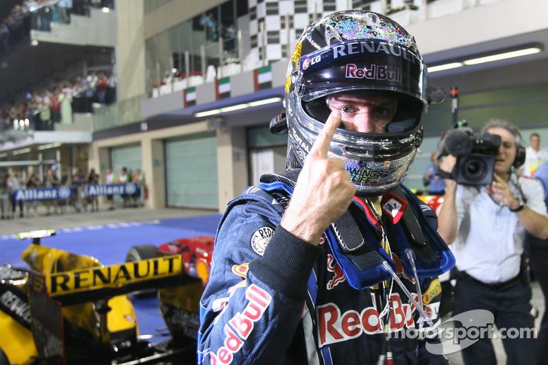 Polepositie Sebastian Vettel, Red Bull Racing