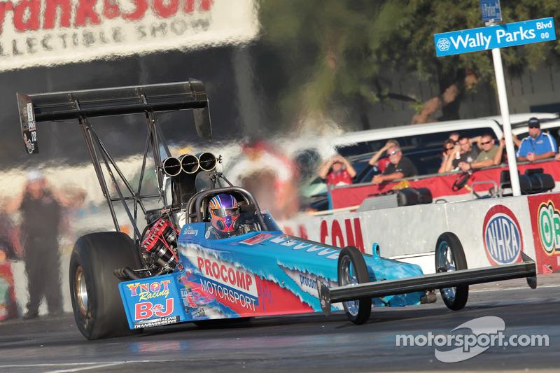 Mike Strasburg, Procomp Motorsport Hadman Dragster