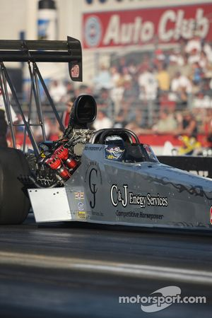 Bob Vandregriff, C&J Energy Services Hadman Dragster