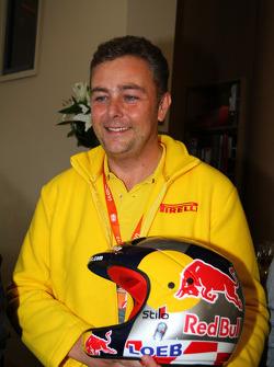 Pirelli Happy Hour, Mario Isola