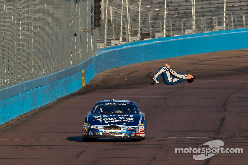 NASCAR XFINITY, Феникс, 13.11.2010