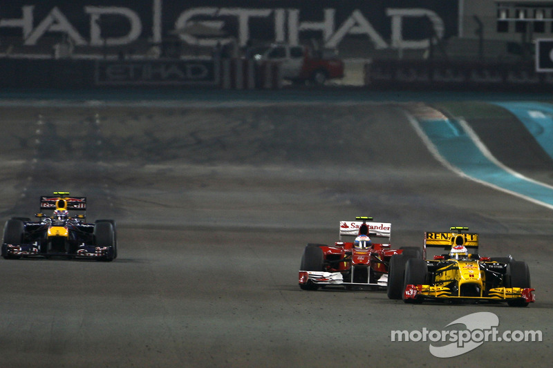 2010 - F1 chez Red Bull