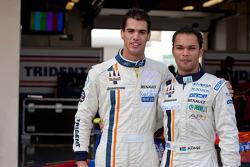 Federico Leo et Adrian Zaugg
