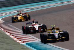 Marcus Ericsson devance Jules Bianchi et Jérôme D'Ambrosio